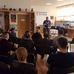 Predstava Saše Pantića za osobe sa invaliditetom u Gračanici