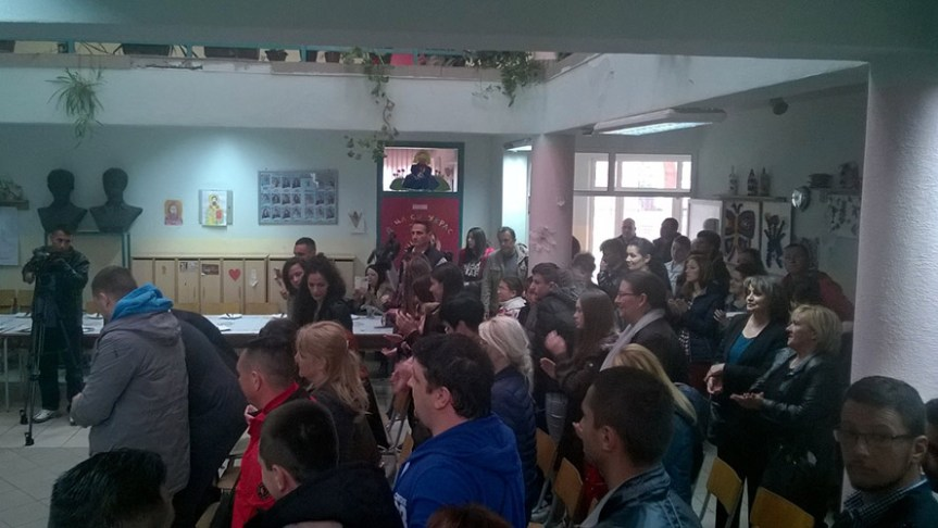 Свим срцем за осмех детета: Деца из Новог Сада у Липљану