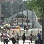 Ракић поручио Коцијанчић да се нису стекли безбедни услови да мост на Ибру буде отворен
