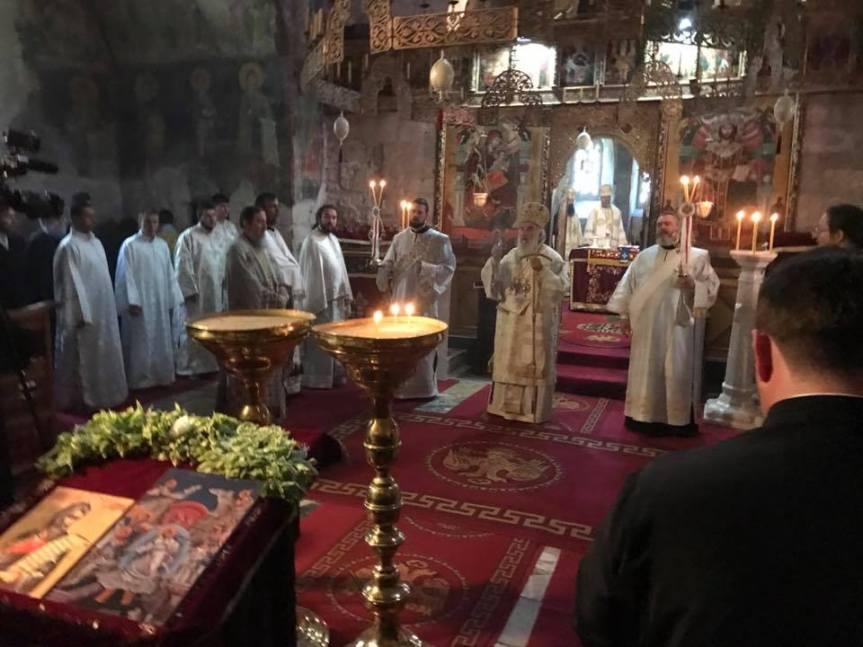 Сабор Српске православне цркве почео у Пећкој патријаршији