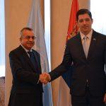 Đurić i Tanin o političkoj i bezbednoj situaciji na Kosovu