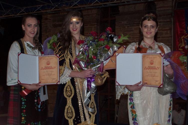 Миљана Ракић, најлепша Косовка девојка