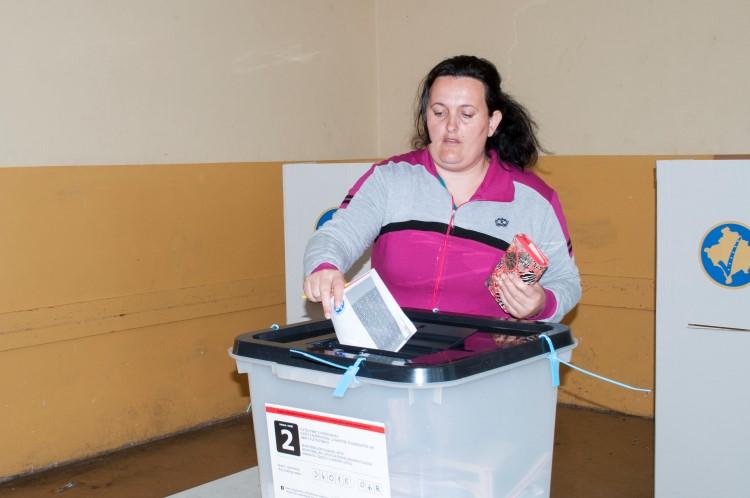 Prlamentarni izbori na Kosovu