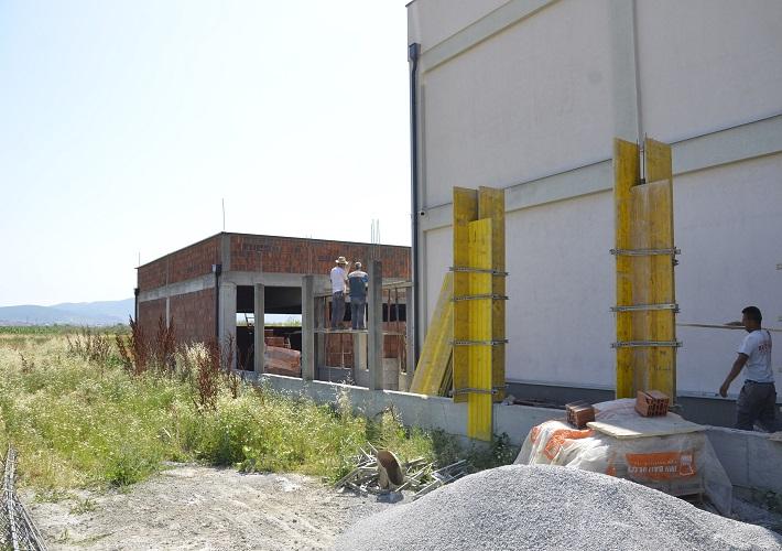 Изградња анекса у Образовном центру у Лапљем Селу