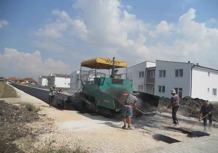 Суви До: Асфалтирање улица и повезивање на канализациону мрежу