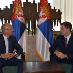 Marko Đurić obilazi Severnu Mitrovicu i Banjsku