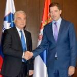 Марко Ђурић: Београд инсистира на спровођењу договореног у Бриселу