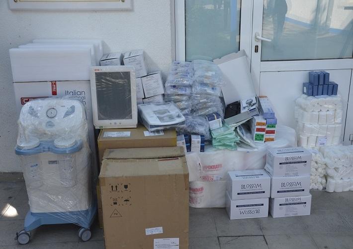 Општина Грачаница наставља да помаже здравствене установе