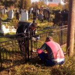 Реконструкција ограде гробаља у Угљару и Грачаници