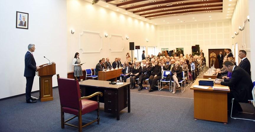 Хашим Тачи: Интеграција судија и тужиоца из невећинских заједница доказ мултиетничког Косова