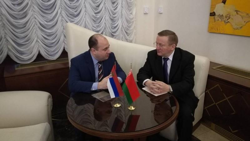 Чаушев: Белорусија пружа пуну подршку суверенитету и територијалном интегритету Србије