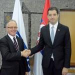 Састају се Марко Ђурић и Јан Брату