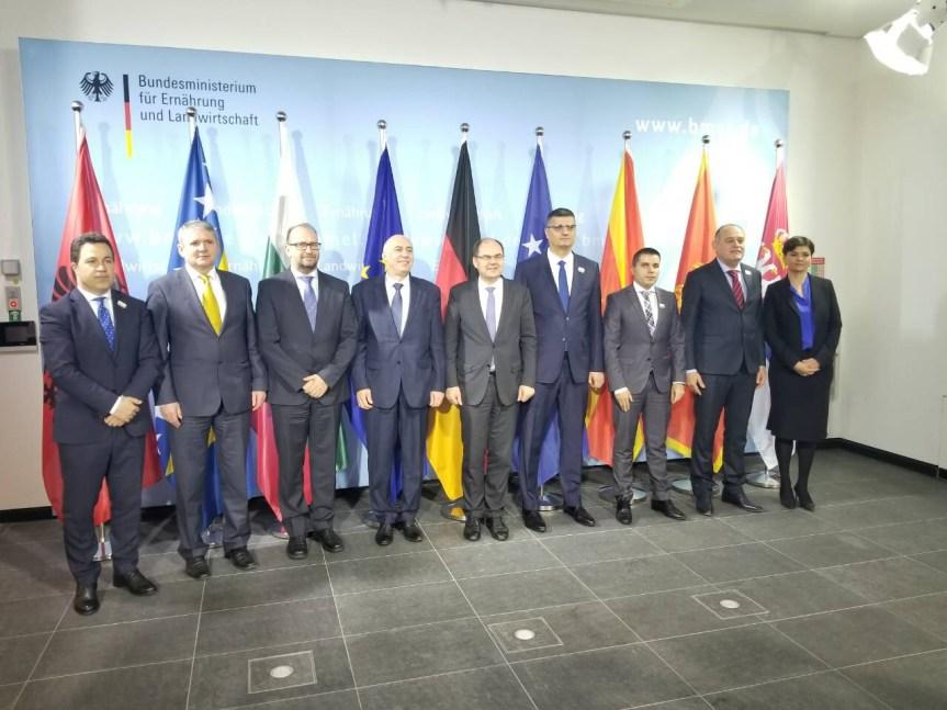 Рикало на Глобалном форуму хране и пољопривреде у Берлину