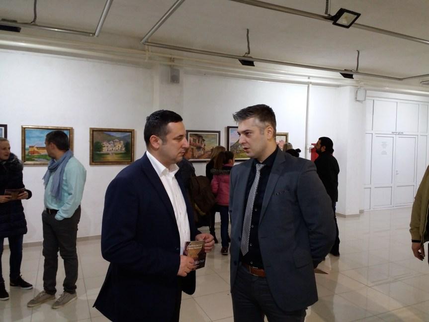 Срђан Поповић и Вучина Јанковић у Берлину