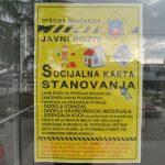 Општина Грачаница: Јавни позив за Социјалну карту становања