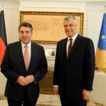 Српска листа: Зигмар Габријел повредио осећања Срба