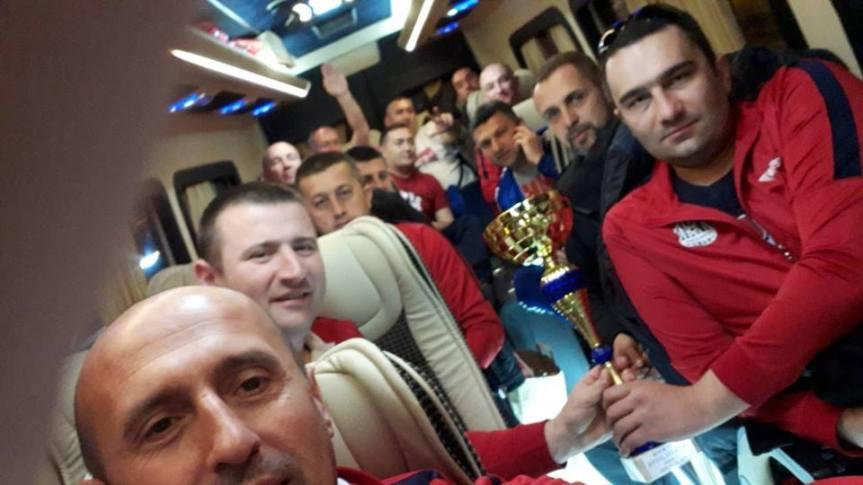 Златни фудбалски ветерани: На Косово и Метохију стиже пехар из Трста