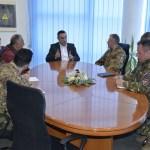 Поповић о безбедности са представницима италијанског КФОР-а