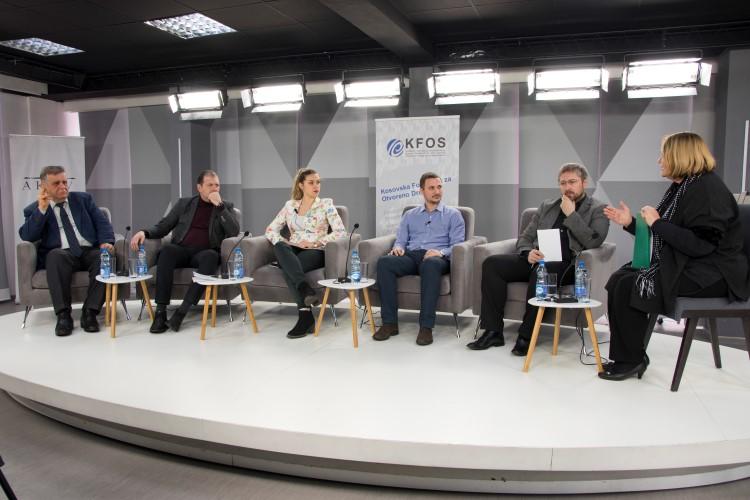КФОС и партнери у изградњи квалитетнијег косовског друштва