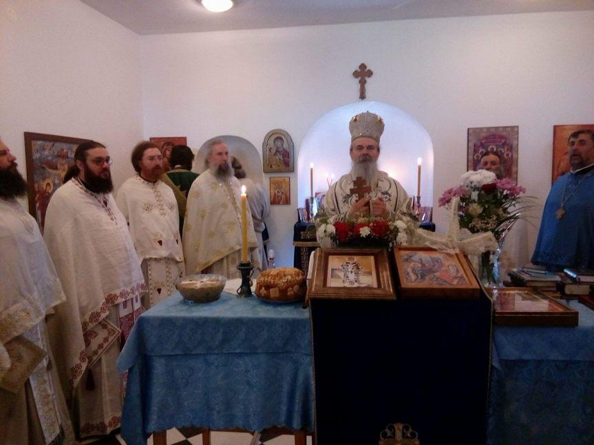 Episkop Teodosije: Daće Bog da manastir Sv. Arhangela zablista punim sjajem