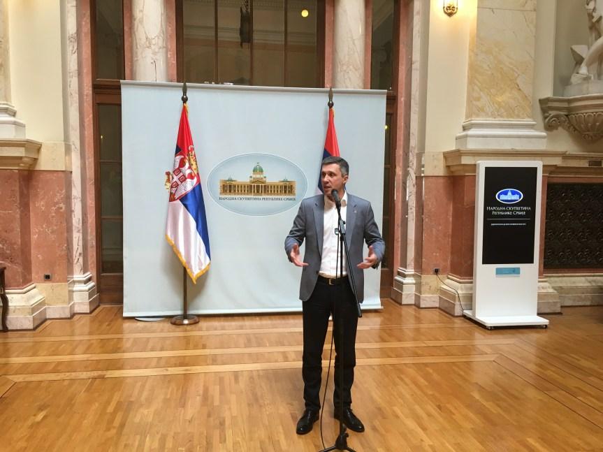 Бошко Обрадовић: Није пријатељство ако ти неко отима део државне територије и експлоатише твоја природна и привредна богатства