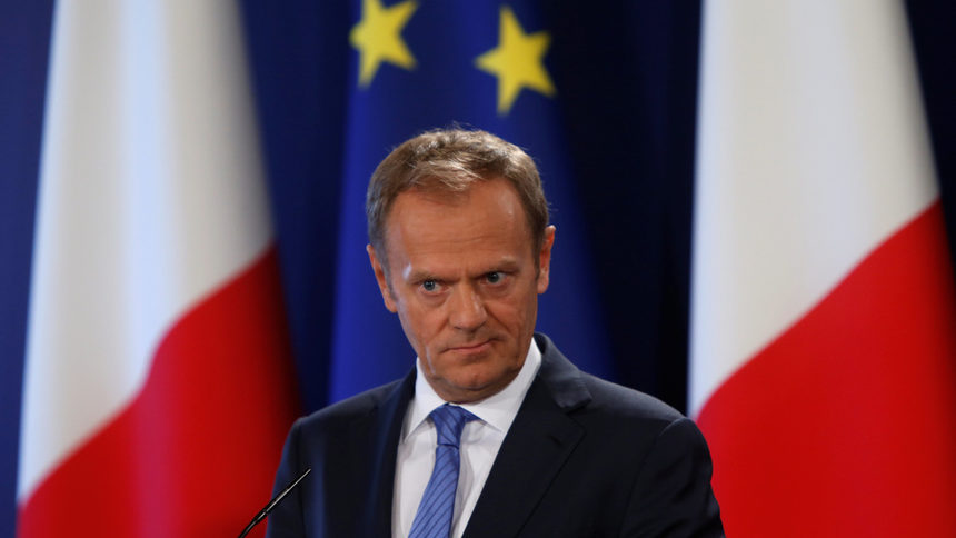 Donald Tusk, sutra na Kosovu