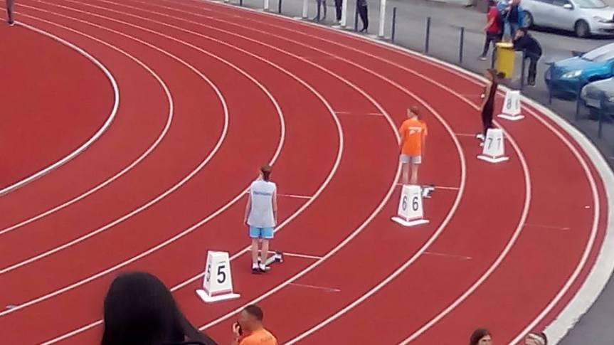 Запажени резултати наших ученика на атлетском такмичењу у Новом Пазару