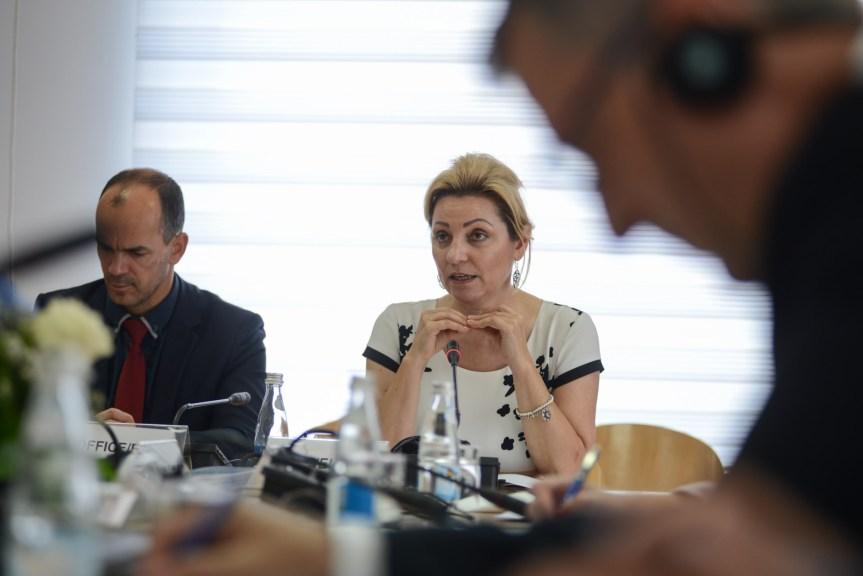 Шефица ЕУ сутра са свих шест градоначелника Косовског Поморавља