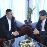 Popović sa predstavnikom Slovačke o budućoj saradnji