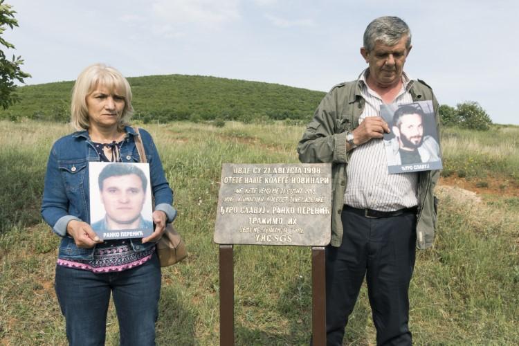 Супруга и брат Ранка Перенића и Ђура Славуја: Није било воље да се они пронађу