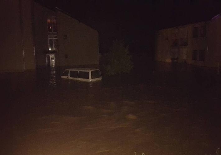 Општина Грачаница: Поплаве у Добротину и Доњој Гуштерици