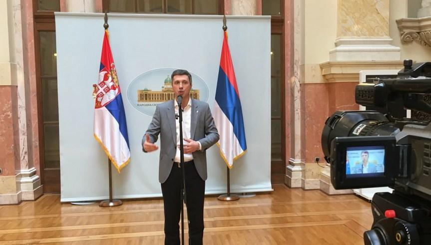 Boško Obradović: Goloruki narod iz Zubinog Potoka kolateralna šteta dogovora Vučića i Tačija