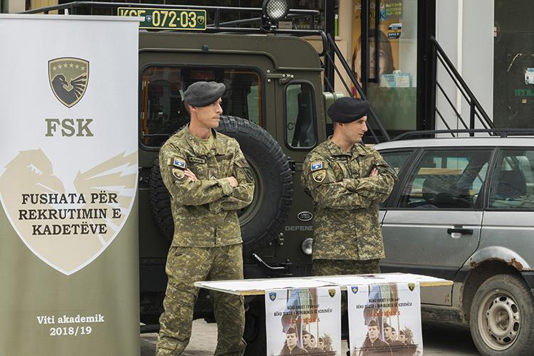 Парламент отворио пут оснивању војске Косова