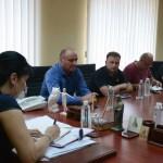 Управљачки тим са начелницима катастарских служби
