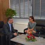 Popović i Golinski o budućoj saradnji