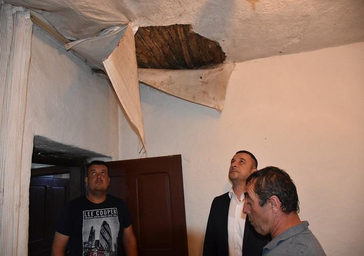 Opština Gračanica pravi kuću porodici Jovanović iz Gornje Gušterice