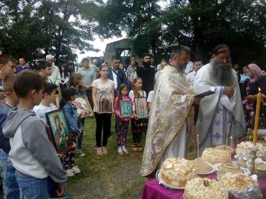 За Свету Недељу свечано у Брњачи код Ораховца