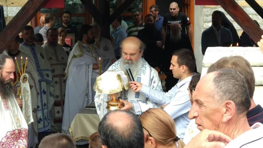 Владика Теодосије: Не будимо као Јуда који је продао Христа, не продајмо очевину!