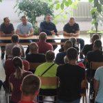 Председник општине Грачаница са представницима четири села о водоснабдевању