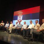 Шабац: Оснивачи Савеза за Србију представили грађанима програм од 30 тачака