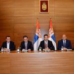 Đurić: Uskoro zajednička sednica Vlade sa predstavncima kosovskih Srba o budućem investicionom planu za srpske sredine na Kosovu