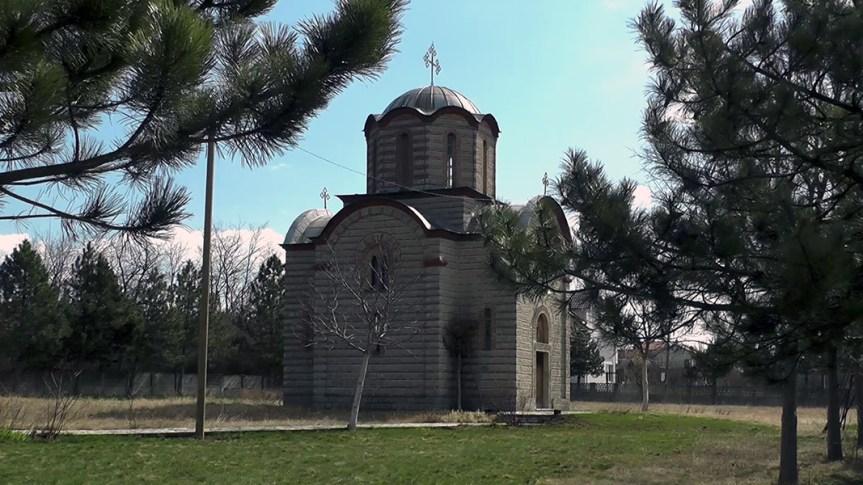 Devet Jugovića: Obijena crkva Vaznesenja Gospodnjeg