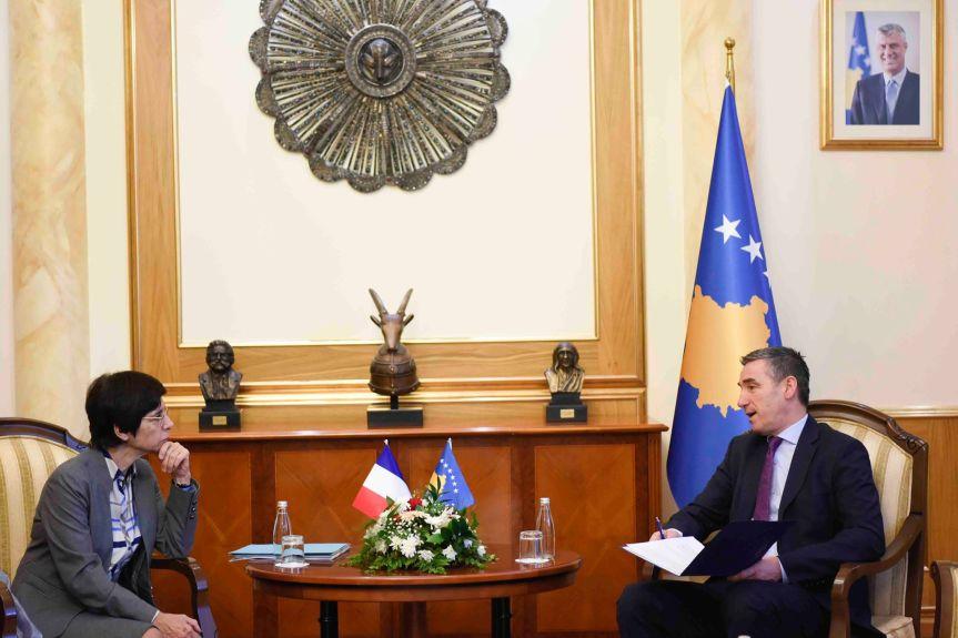 Весељи од Француске затражио подршку за чланство у Интерполу
