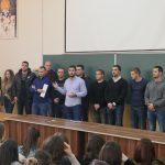 Студенти Приштинског универзитета са привременим седиштем у Косовској Митровици уз свој народ
