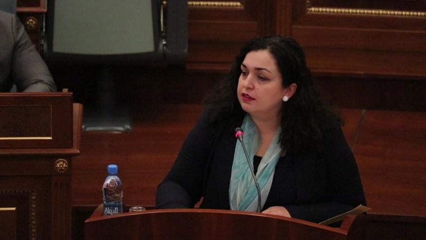 Вјоса Османи: Господине председниче, нисте навели да је седница хитна