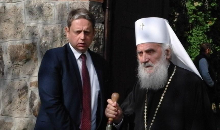 Канцеларија за КиМ: Дејану Павићевићу саветовано да не путује јужно од Ибра