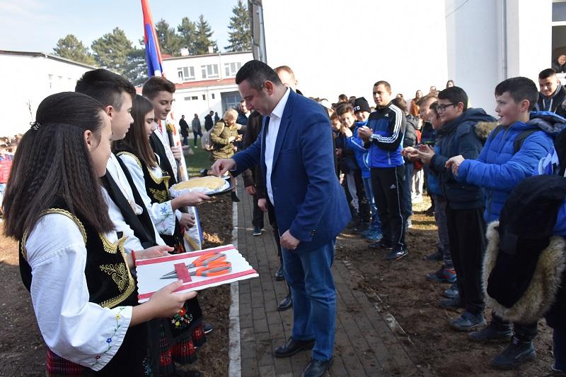 Нова балон сала за децу и спортисте из Доње Гуштерице и околине