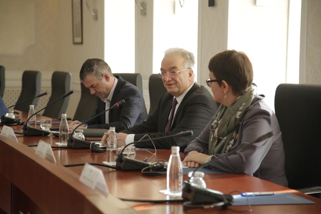 Састанак заменика премијера са представницима ЕУ и ЕУЛЕКСА