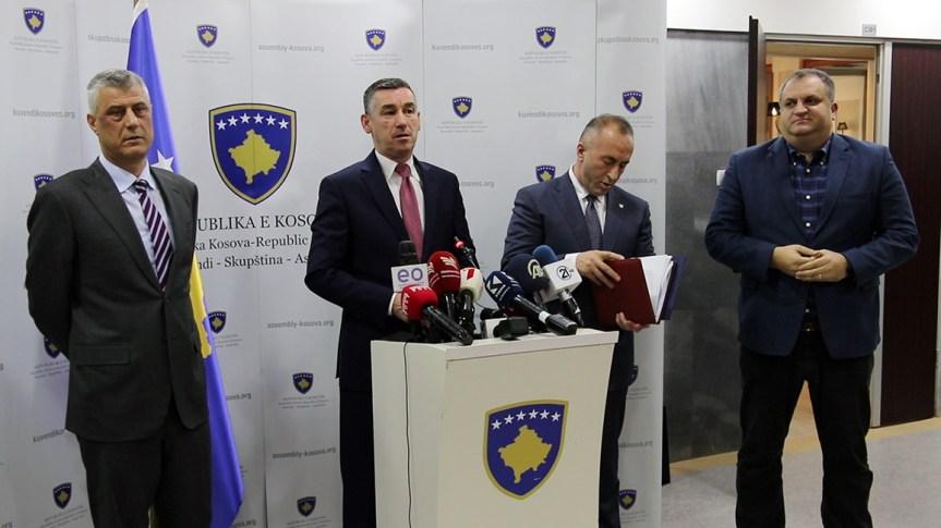 Састанак Дејвида Хејла и косовских званичника у америчкој амбасади: Ко је домаћин, а ко гост?