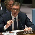 Вучић на седници СБ УН: Приштина угрозила све Србе на Косову
